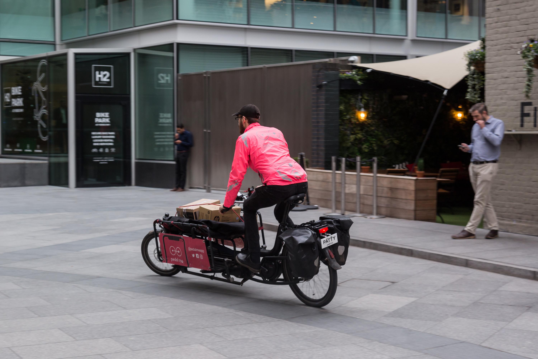 freight cargo bike