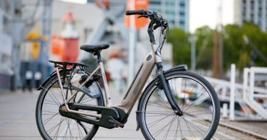 Gazelle opens e-bike centre in Steinfurt