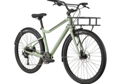 'Grab-and-go' Treadwell bike, is first to use 'Cannondale Speed Sensor'