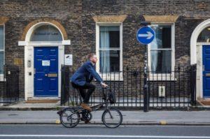 Folding bicycle market