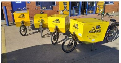 Local high street champ ShopAppy trials cargo bike deliveries