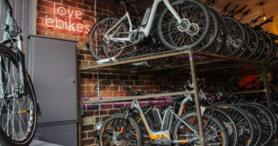 electric bike sales