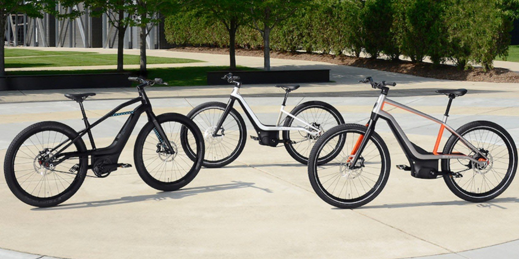 Harley Davidson moves on the electric bike market