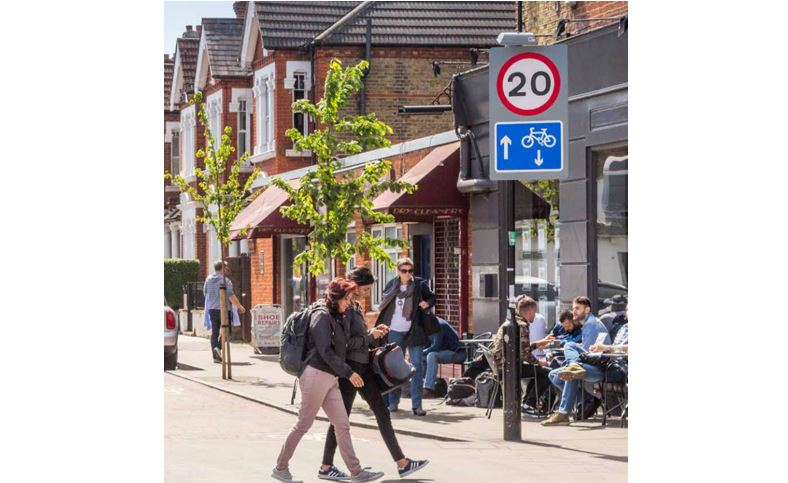 TfL to cut central London road speed limit to 20 mph