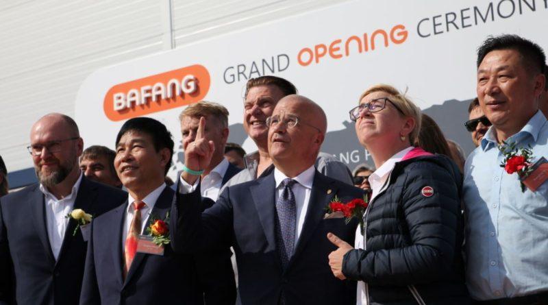 Bafang opens poland