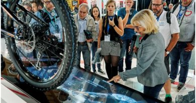 28th Eurobike attended by almost 40,000 trade visitors