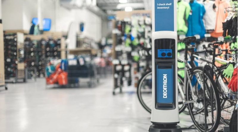 Decathlon introduces robots to the bike shop floor