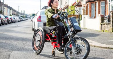 disability cycling