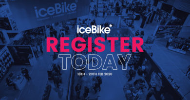 Dates announced & registration open for iceBike* 2020