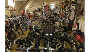 Bike market statistics