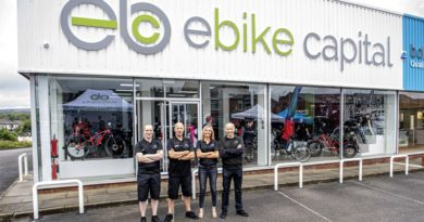 e-bike capital UK e-Bike show