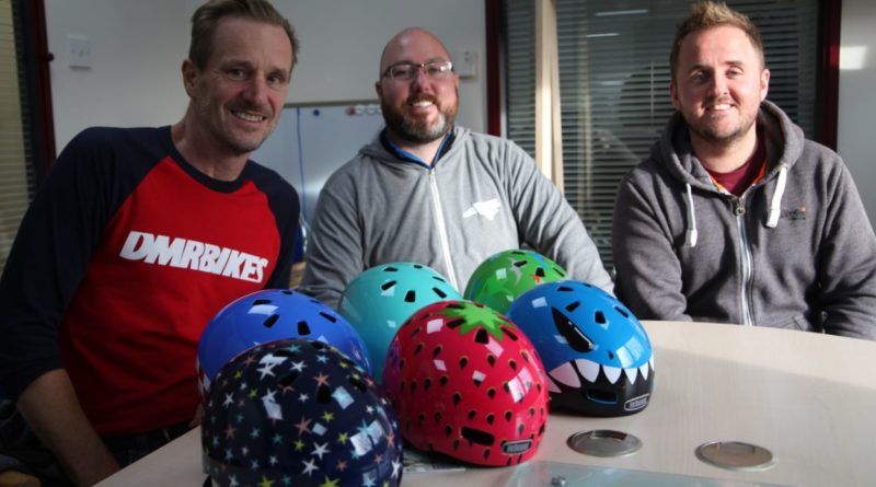 Upgrade Bikes picks up Nutcase Helmets distribution