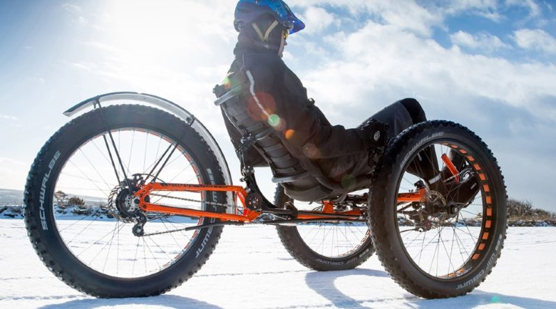 Cornwall's ICE Trikes celebrates 21 years with two new models