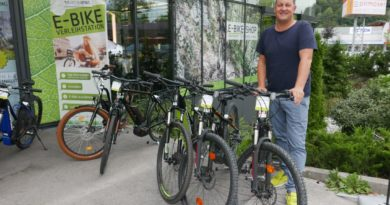 used e-Bikes with Greenstorm