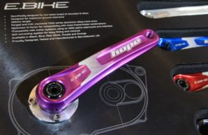 hope electric bike crank