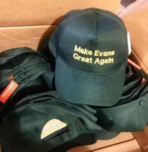 make Evans great again