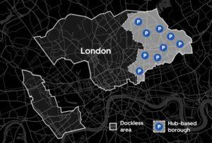 uber jump map