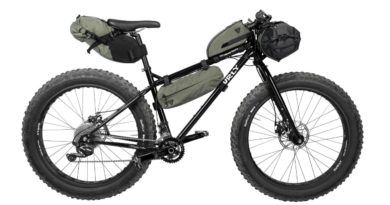 Topeak bikepacking extra uk