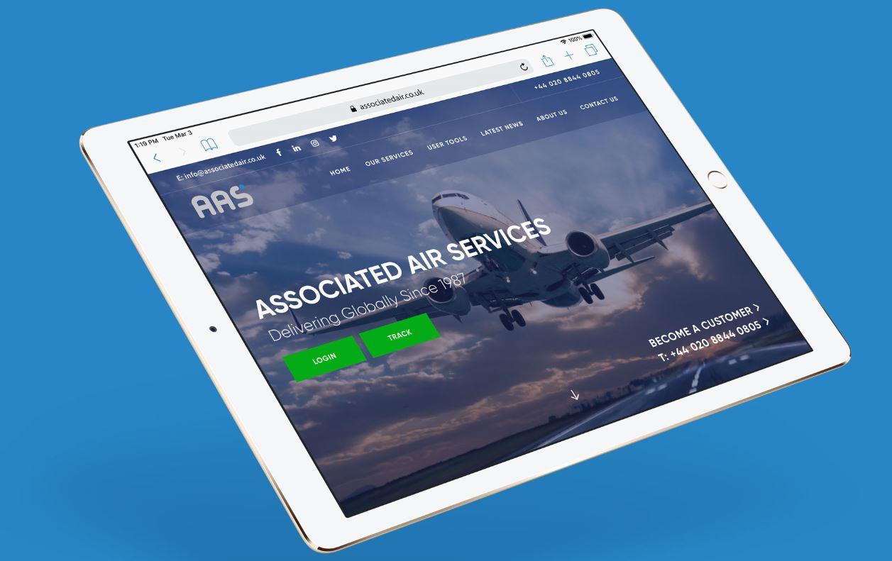 Associated Air app