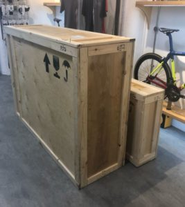 bespoke cycle box