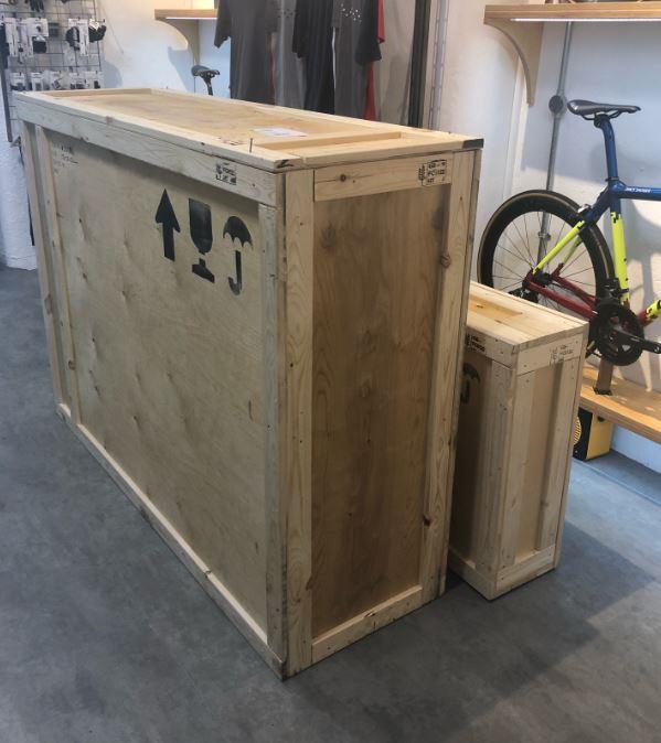 bespoke cycle box