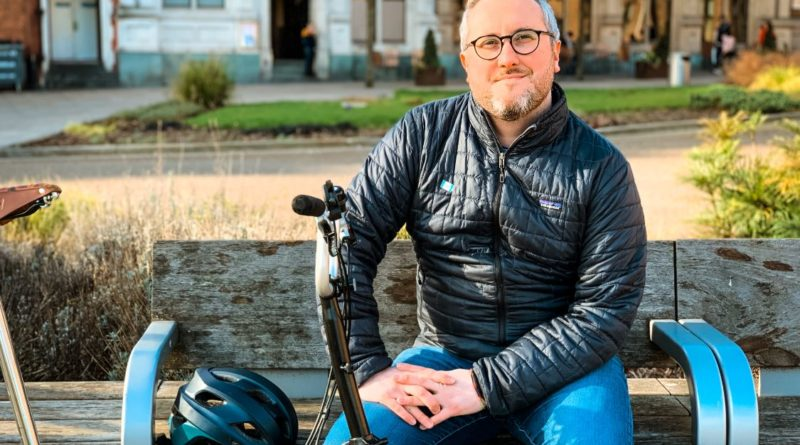 #BikeIsBest Adam Tranter
