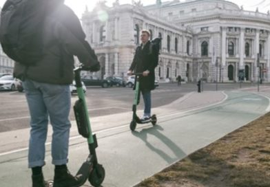 e-Scooters in the UK modal mix: Speed and safety