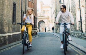 e-bike study