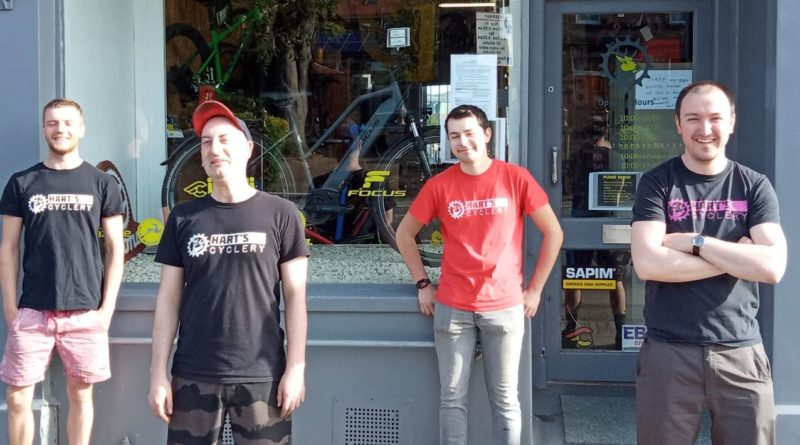 harts cyclery cycling advocacy