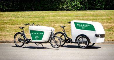 Raleigh cargo