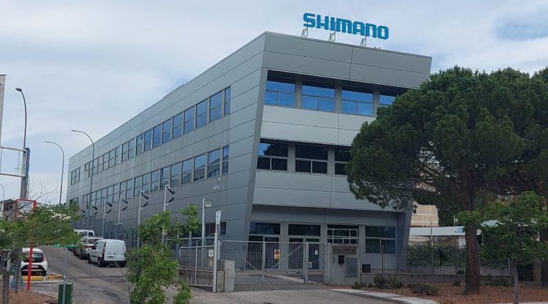 Shimano distribution spain