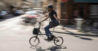 city planners and cycling
