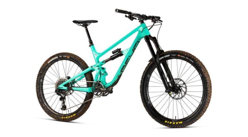revel bikes rail