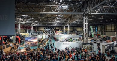Cycle Show and London eBike Festival shunts to June at Alexandra Palace