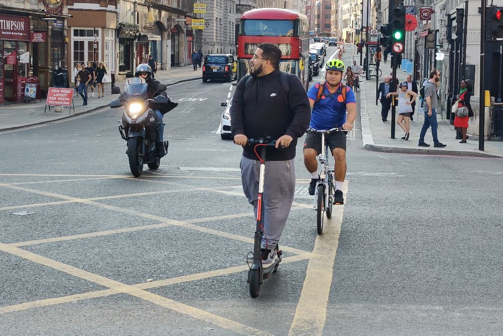 DfT study on electric scooter perception throws up hurdles