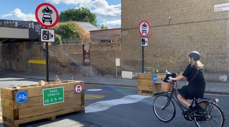 high court cycle lane