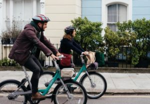 cycling gender parity