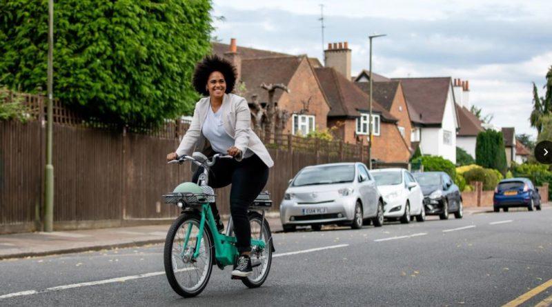 bike sharing gender parity
