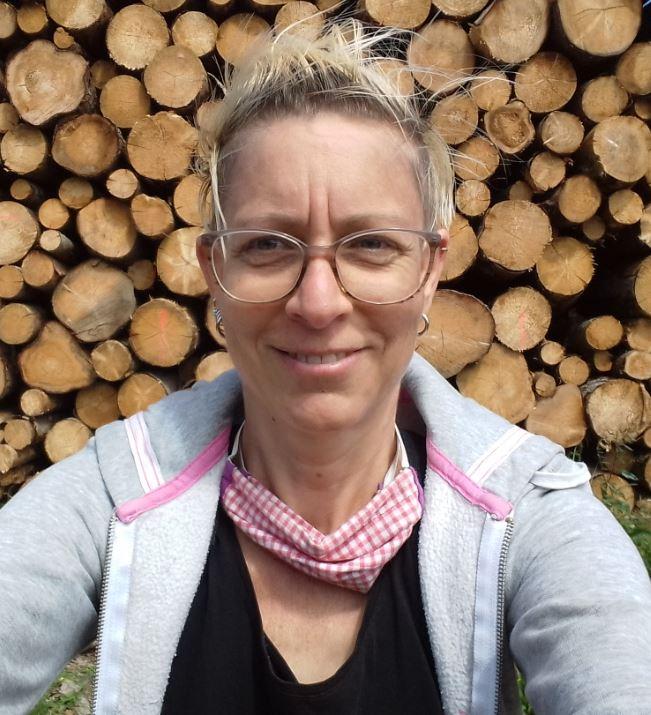 Katja cycling advocacy