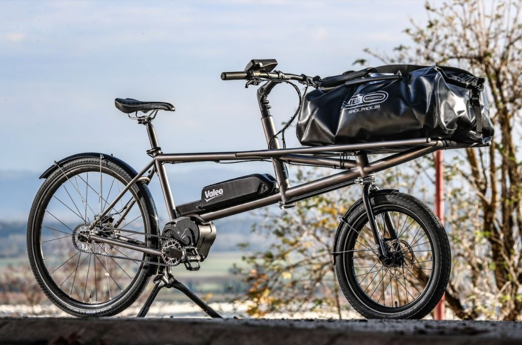 Valeo Builds Automatic Transmission And Anti Theft Into E Bike Motor