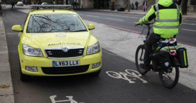 emergency cycle lanes