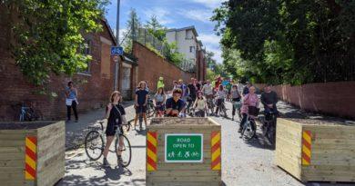 manchester low traffic neighbourhoods