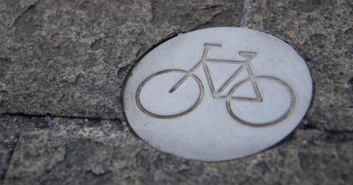 welsh active travel cycling