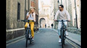 electric bike sales U.S.