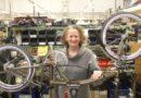 Jenny Jones talks cycling's funding shortfall and impact through protest