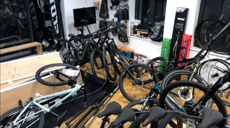 bike retailers theft