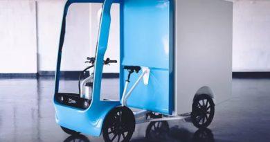 Electric cargo bike biz partners Ford e-scooter rental biz for fleet support