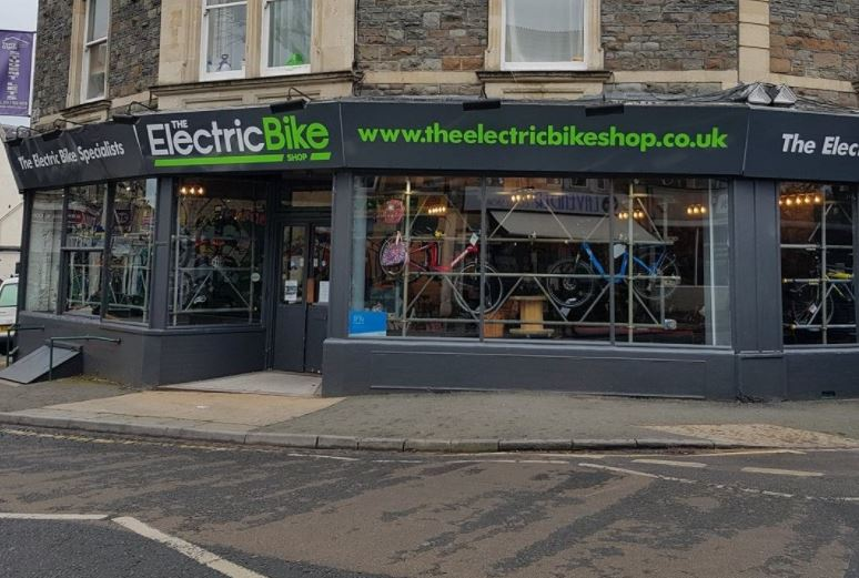 electric bike shop