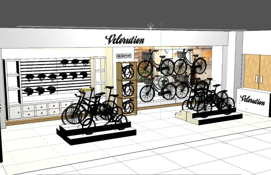 velorution fenwick electric bike shop
