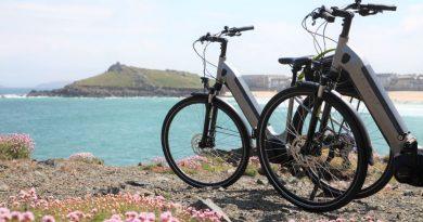 electric bike cars tourism